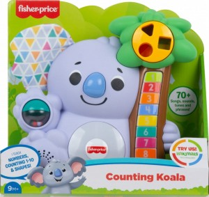 Fisher Price Interaktywny Koala Linkimals