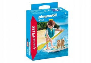 PLAYMOBIL SPECIAL PLUS Stand Up Paddling 9354