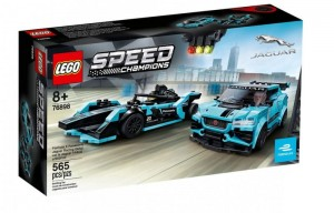 LEGO SPEED CHAMPIONS Formula Jaguar Racing 76898